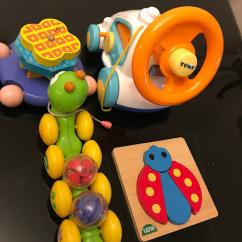Toys for little one Available