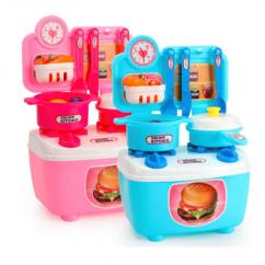 Kitchen Set Toy in less used Condition