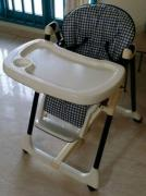 Very very less used high chair