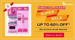 Barbie Dolls, Toys for Kids & Baby Toys Online Super Sale