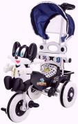 Parental Tricycle navi blue