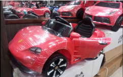 Brand New kids toy car Porsche for 1 yrs to 5 yrs
