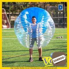 Zorb Ball Bubble Soccer Human Hamster Water Walker ZorbingBallz.com
