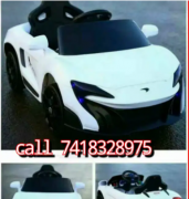 white kids battery operated sports car for sale
