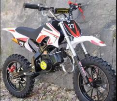 Kids Kids dirt bike (5 to 15 yrs)50cc 2 stroke dirt bikes