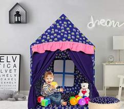 Kids Canvas Playhouse