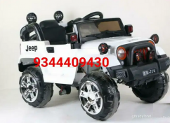 Jeep for kids,with lights and music at wholesale price,