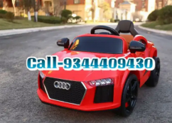 Audi rechargeable car for kids