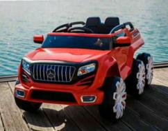 Kids car six wheel