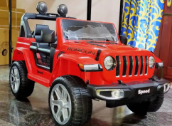 Kids Car - Battery Operated Jeep