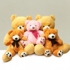 Send Soft Toys For Her Online