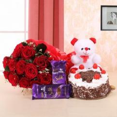 Send Soft Toys For Birthday