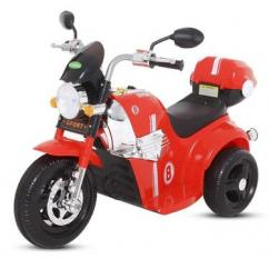 Battery Bike for Kids Red Colour
