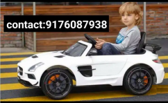 Kids electric rechargeable battery car bike jeep