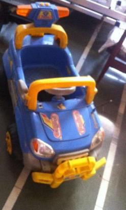 Kids Chargeble Car