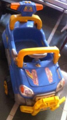 Battery Chargeable Kids Car