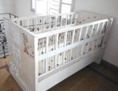 Baby Cot In Great Condition