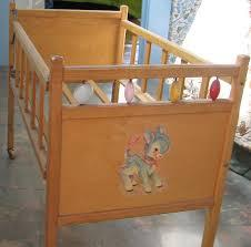 Cradle Cum Cot For Little Baby