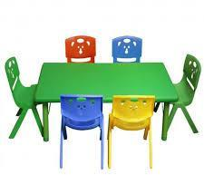 Colorful Furniture For School For Kids