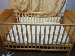 Baby Cot In Very Very Excellent Condition
