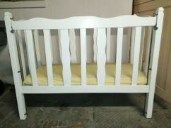 Baby Cot In Very Great Condition Available