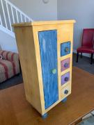 Cabinet for little kids available