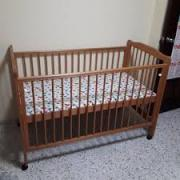 Cot in less used Condition