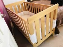 Cot For Little baby available
