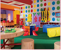 Play School Interior Designer - Toys and games