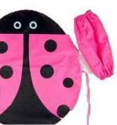 Waterproof Cartoon Ladybug Aprons Available