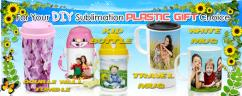 DIY SUBLIMATION PLASTIC-GIFTS FOR KIDS PRODUCT