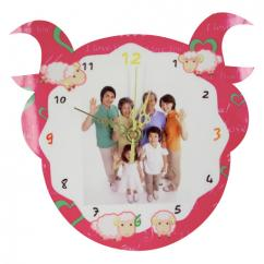 Sales for wooden and kids clock frame