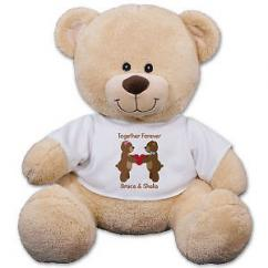 Various Teddy Bear With T-shirt for Sublimation