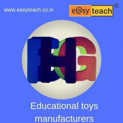 Educational toys manufacturers