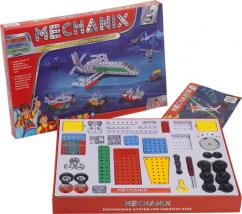 Innovative and creative toys for kids Mechanix-5 by Zephyr