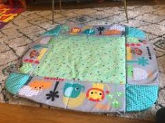 Playing mat for your little one