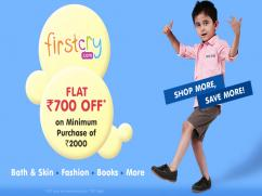 firstcry SHOP MORE,SAVE MORE