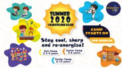 Best Summer Camp for Kids in Hyderabad Kidzploreklub