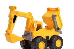 2 in 1 Big Size Toy JCB Dumper for Kids