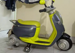 Mini Cooper Scooter toy for kids for sale