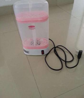 El - par electric feeding bottles sterilizer