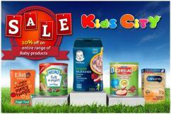 Buy Gerber Baby Food ,Heinz Baby Food,Similac,Pediasure Online Visit Kidscity