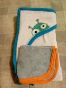 Bathing Towel for little kids