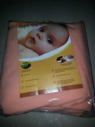 Baby Mattress protector - LARGE SIZE