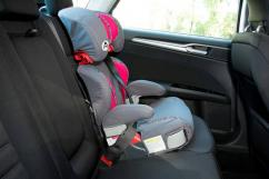 Car Seat in Very Well Maintained Condition