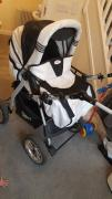 Used Pram For Little Baby