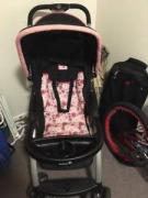 Very Less Used Stroller For Baby