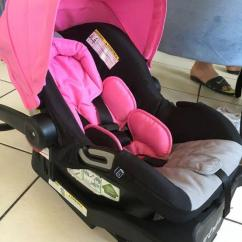 Branded Car Seat In Gently Used Condition