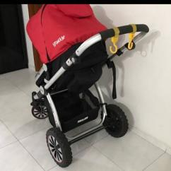 Less Used Pram For Little Baby