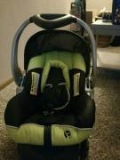 Very Less Used Baby Car Seat
